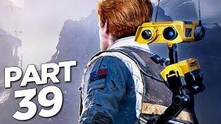 SLAEJAX BOSS in STAR WARS JEDI FALLEN ORDER Walkthrough Gameplay Part 39 (FULL GAME)
