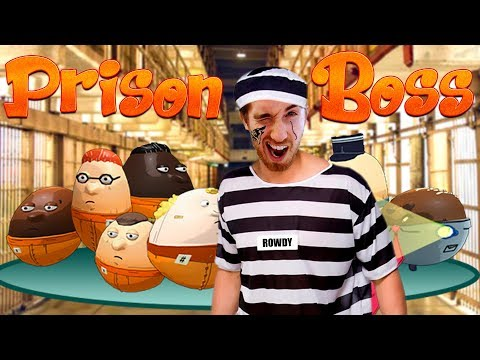 THE ESCAPISTS IN VR! | Prison Boss VR -...