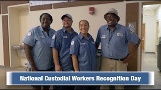 National Custodial Workers Recognition Day