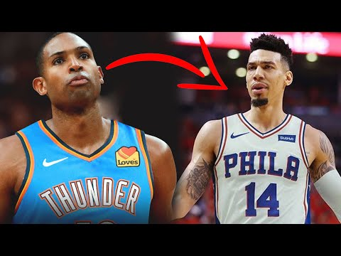 PHILADELPHIA 76ERS TRADE AL HORFORD TO OKLAHOMA CITY THUNDER