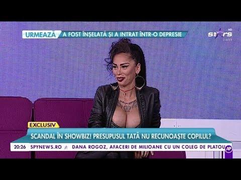 """Alina Grigore, pantera neagră a showbizz-ului, prima apariție după ce a născut. """"Părinte este"""