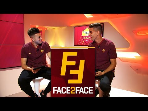 FACE 2 FACE: El Shaarawy e Pellegrini si intervistano a vicenda!