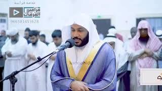 ارح سمعك تلاوه خاشعه جدا لفضيله الشيخ عبد الرحمن العوسي وعباد الرحمن الذين يمشون على الارض هونا