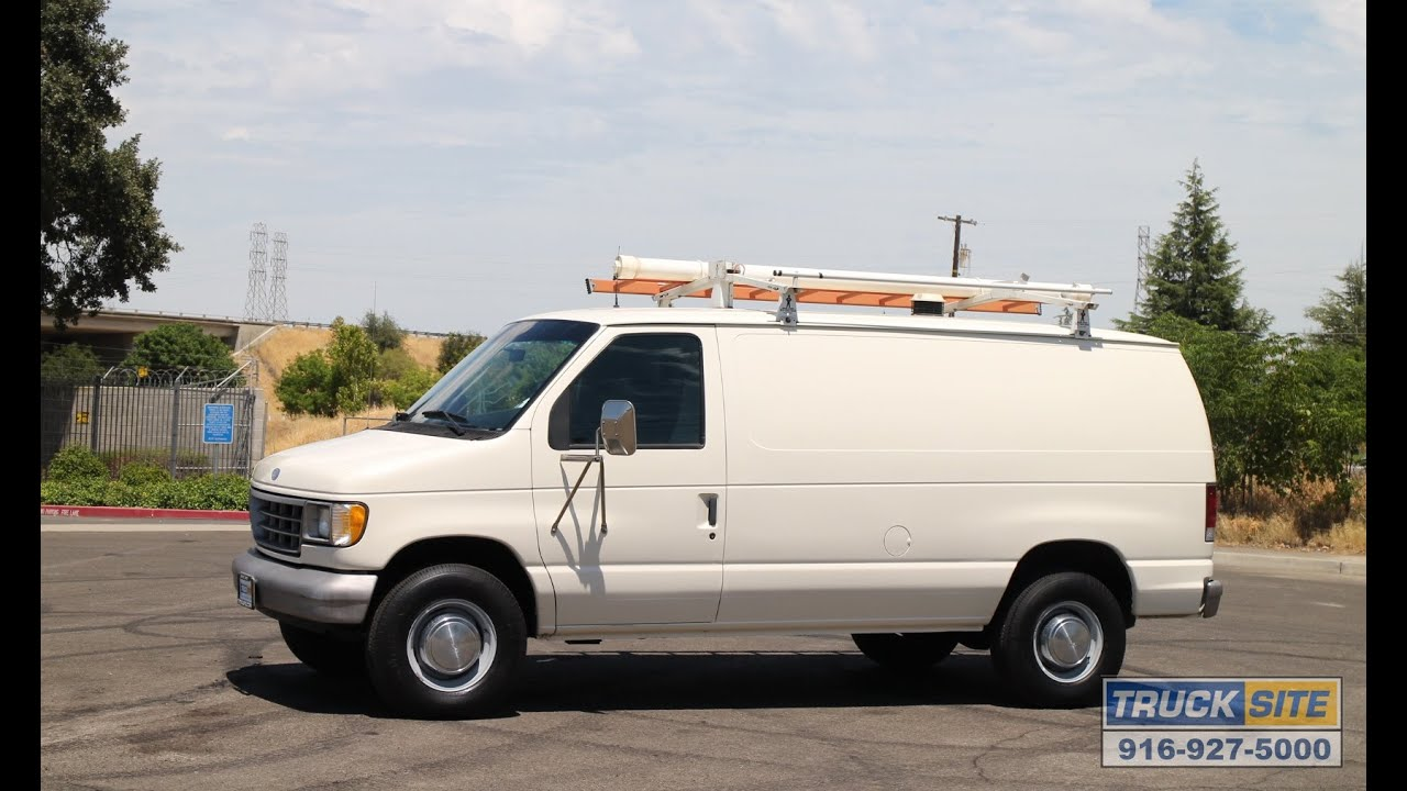 Ford E350 For Sale >> 1995 Ford E350 AID Surveillance Van for sale by Truck Site - YouTube