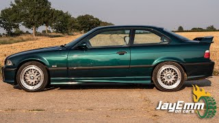 This 1998 BMW E36 328i Sport is Proof Older Beemers Were Just Better.