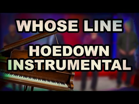 Whose Line is it Anyway? - Hoedown (Instrumental)