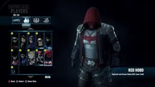 Batman Arkham Knight - Todos os Trajes (Costumes/Skins)