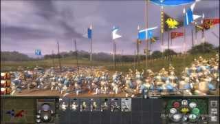 Medieval II: Total War Gameplay PC HD