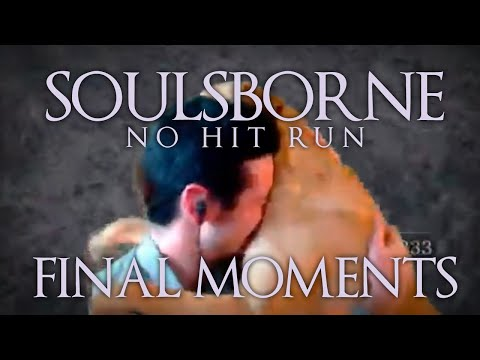 Streamer beats the whole Souls series and Bloodborne without taking a hit