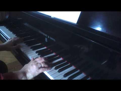 Elena Kats-Chernin Blue Tears- Barbara Arens, piano