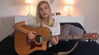 i hate u, i love u - gnash (feat Olivia O'Brien) | acoustic cover