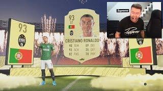 FIFA 20: CRISTIANO RONALDO IM PACK 🔥🔥 BESTES PACK OPENING
