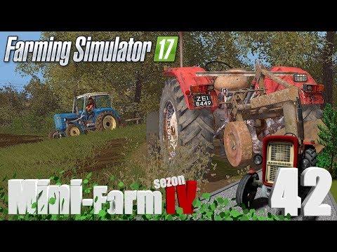 "Farming Simulator 17 Mini-Farm #42 - ""Sąsiad rozwalił pompę"" thumbnail"