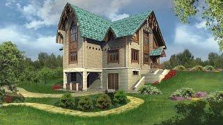 Необычные проекты домов(Наверняка, жителям многоэтажек порядком надоели стандартные однотипные квартиры, поэтому все застройщики..., 2014-11-03T18:00:25.000Z)