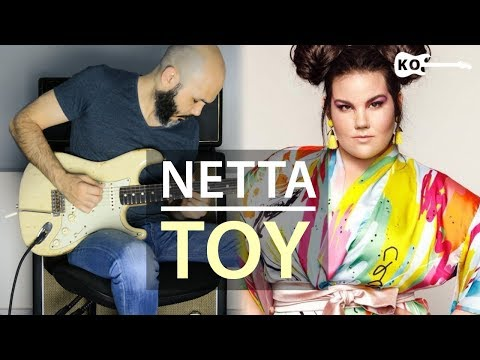 Netta - TOY - Electric Guitar Cover by Kfir Ochaion