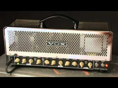 Product Demo: Vox Night Train NT50H
