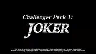 Super Smash Bros. Ultimate 3.0 Update Announced +Joker Model Reveal