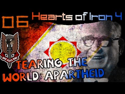☻Fascist South Africa☺[6] Coquering the Suez Canal   Hearts of Iron 4 – Together for Victory