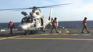 Helikoptere på Esbern