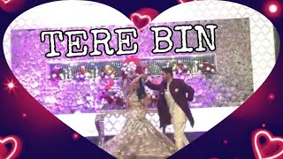 Tere Bin| Simmba | Couple Dance| Wedding Choreography| Ranveer Singh| Sara Ali Khan| Bolly Garage