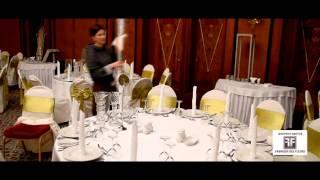 Шикарные оформления цветами Алматы. Intercontinental Анкара. Фабрика цветов, fabrique des fleurs.