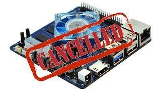 Odroid N1 Board Cancelled, N2 Board Announced!