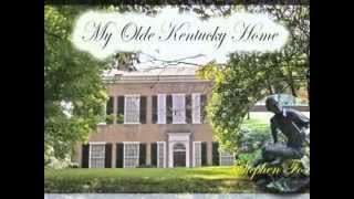"My Old Kentucky Home ""By"" The Mormon Tabernacle Choir"