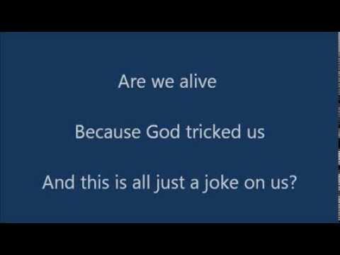 The Joke's on us (Instrumental + Lyrics + Backing) - Biffy Clyro - Karaoke