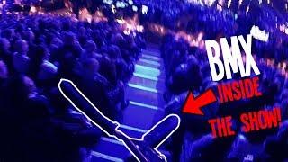 Video *INSANE* BMX RIDING IN THE X FACTOR! download MP3, 3GP, MP4, WEBM, AVI, FLV September 2018