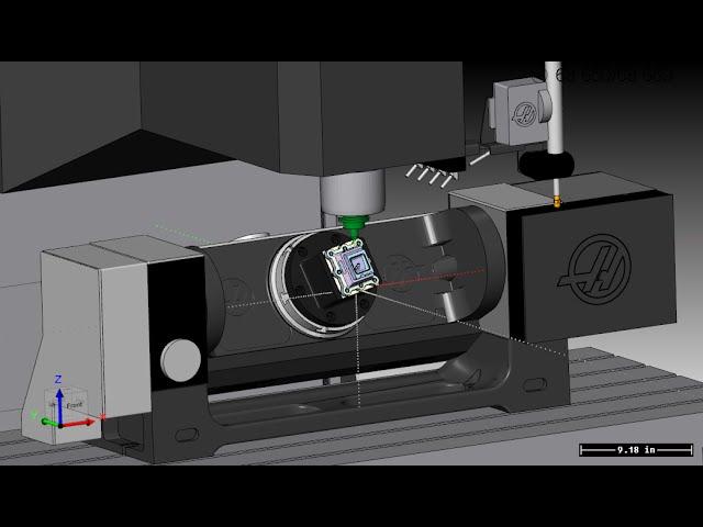 SolidCAM - Simulation