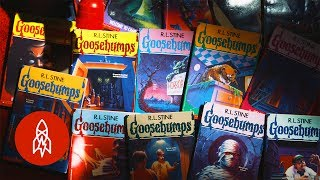 The Comedy Roots of R.L. Stine's Goosebumps