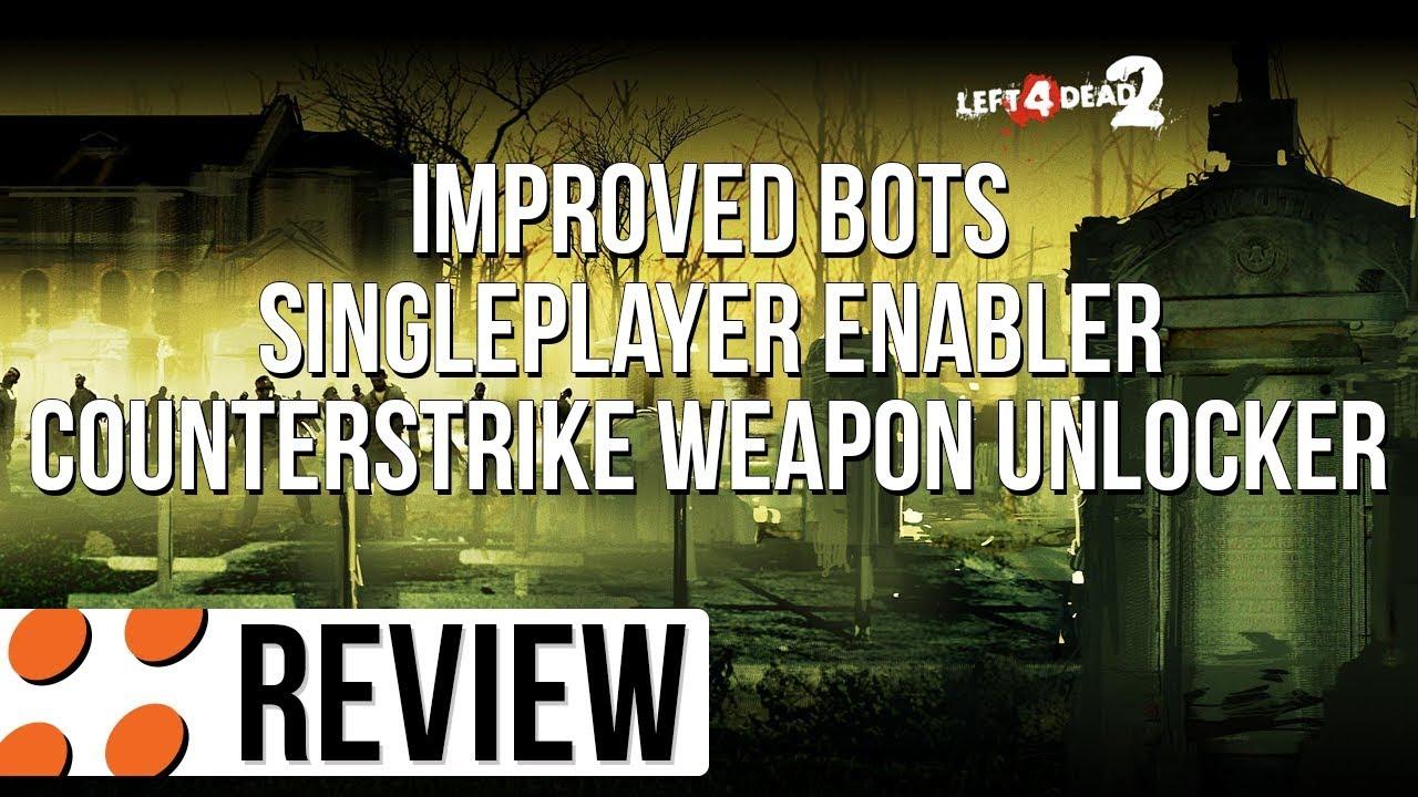 Left 4 Dead 2 & Improved Bots Review
