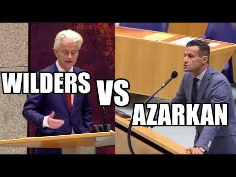 Geert WILDERS versus Farid AZARKAN: \