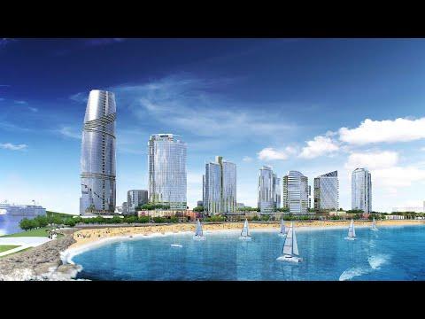 🇿🇦$2.4 Billion Durban Waterfront Project✔