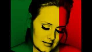 ADELE - Set Fire To The Rain (Reggae Version by Reggaesta w/ Lyrics)