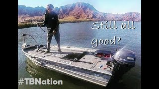 How's that 14ft'er doing?  Valco Post Review | Jon boat to bass boat | #TBNation.