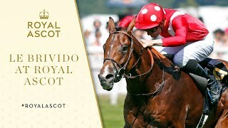 Royal Ascot 2017   Le Brivido wins The Jersey Stakes