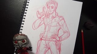 Star-Lord, Man | Sketch Chat