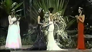 MISS WORLD 1997 - Final Walk & Crowning