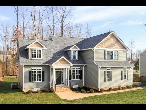 New Homes Available in Chesterfield, Va and Powhatan Va The Charlotte