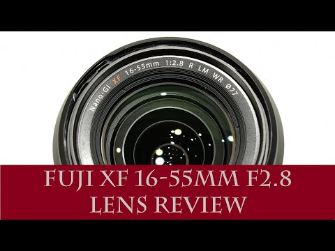 FUJIFILM XF 16-55mm F2.8 - Technical review and why I didn't buy this WONDERFUL lens