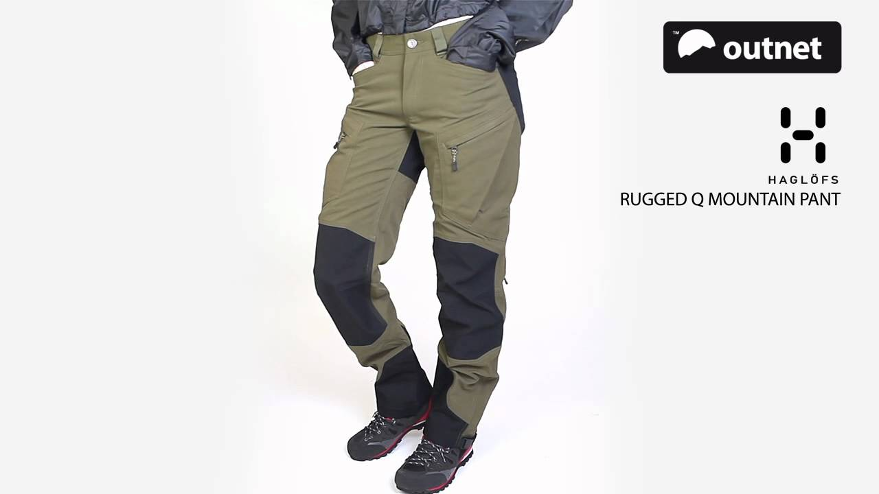Haglöfs Rugged Q Mountain Pant Outnet