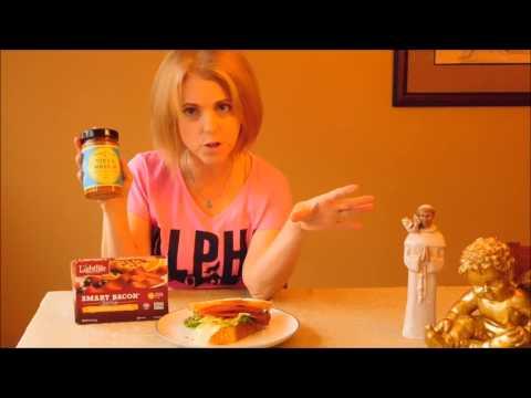 Gina in Lights! Vegan Life