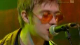 Blur - Bugman - live @ Jools Holland
