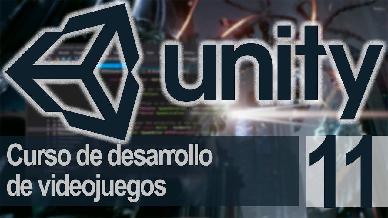 11 Paquetes De Asset Curso Desarrollo De Videojuegos Unity Youtube