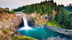 Snoqualmie Falls and Seattle Winery Tour from Seattle
