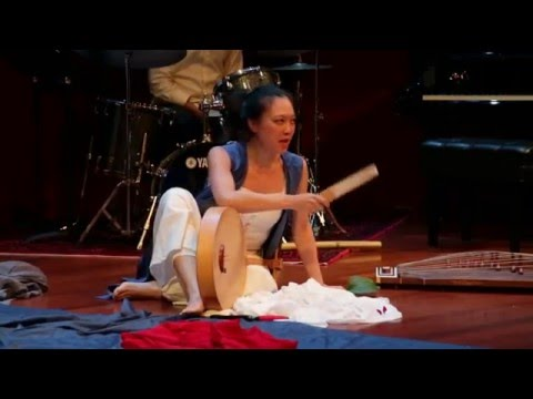 Jen Shyu - 'Sounds & Cries of the World' - Pi Recordings CD Release @ Rubin Museum, NYC