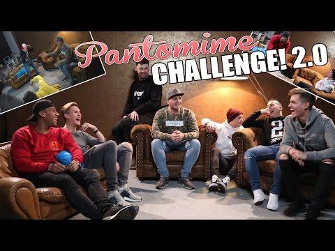 PANTOMIME CHALLENGE! mit | Ksfreak,Sascha,Krappi,Barid,Mefyou
