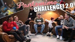 PANTOMIME CHALLENGE! mit   Ksfreak,Sascha,Krappi,Barid,Mefyou