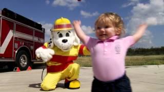 GMA's 5-Alarm Firefighters Challenge - McAllen TX Fire Department